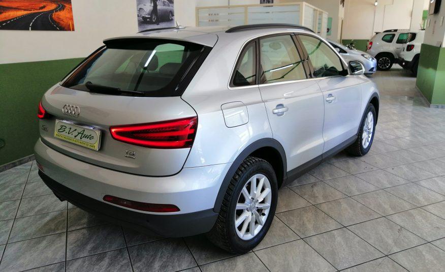 Audi Q3 2.0 TDI quattro Business Plus