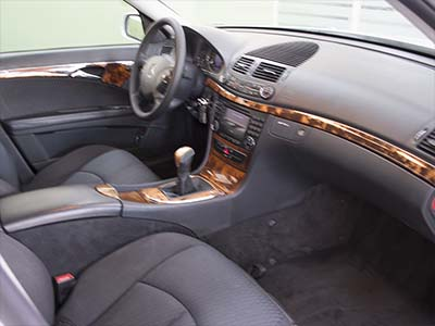 MERCEDES Classe E 220 cdi cat. Advangarde 2003
