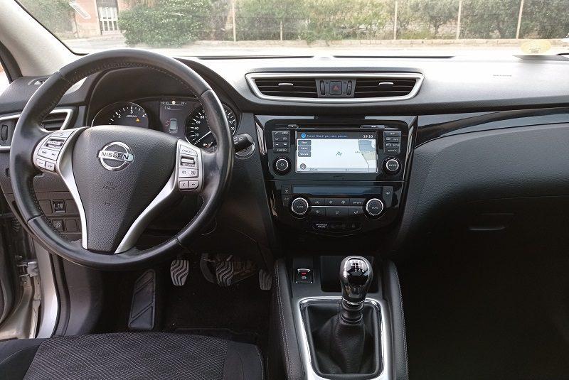 Nissan Qashqai 1.5 dCi Tekna